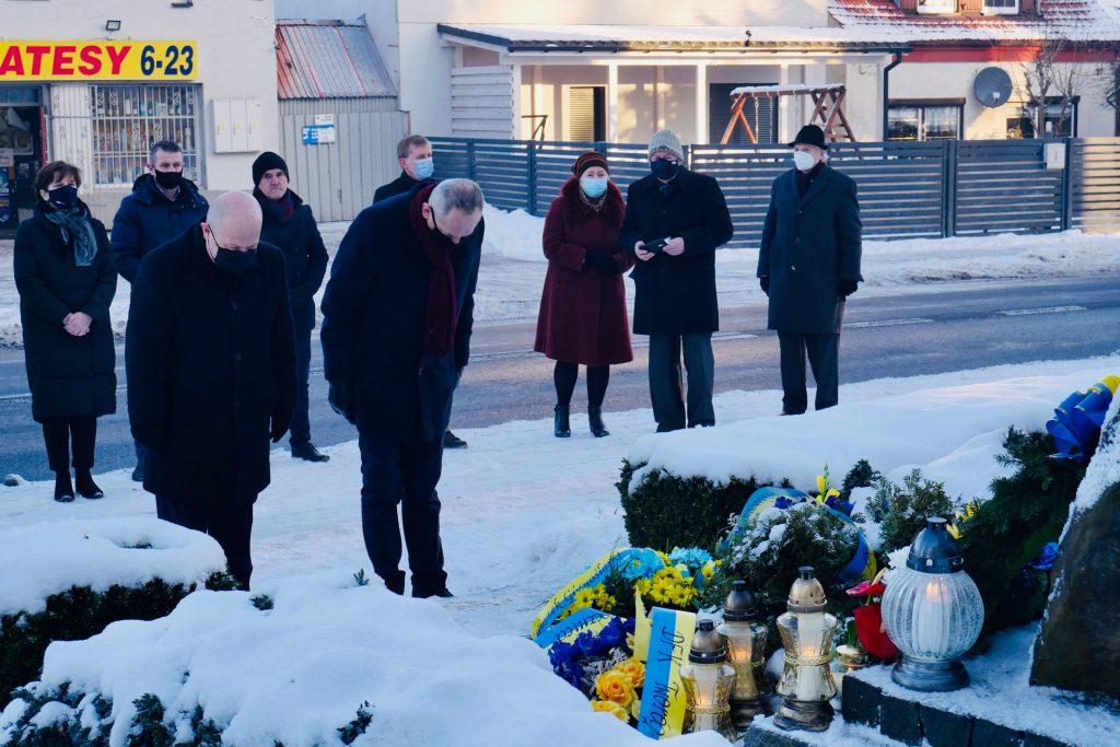 Uczcili pamięć ofiar Tragedii Górnośląskiej