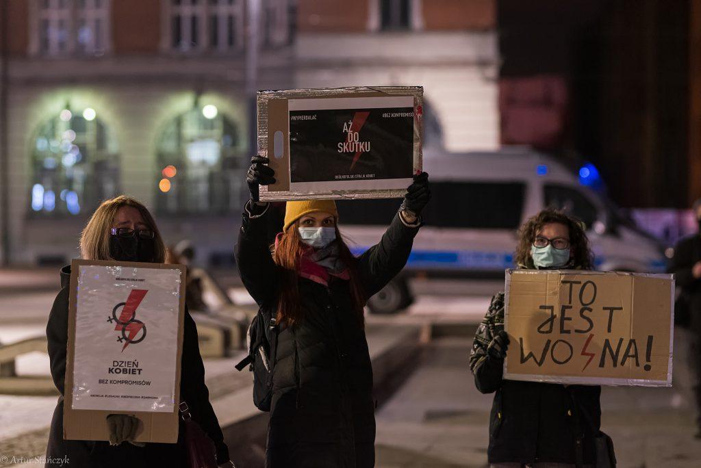 Dzień Kobiet w Katowicach – fotorelacja