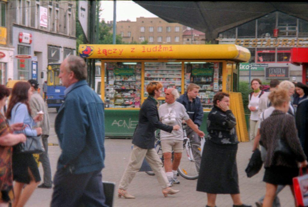 Jak wyglądały Katowice 20 lat temu?